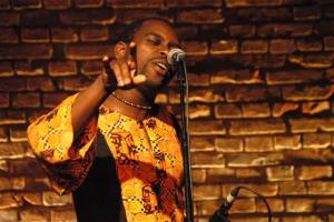 "AKKUart Café - ""Uhambo LoMculi - The journey of a singer"""